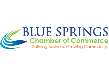 blue springs chamber of commerce logo