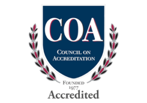 council of accreditation logo