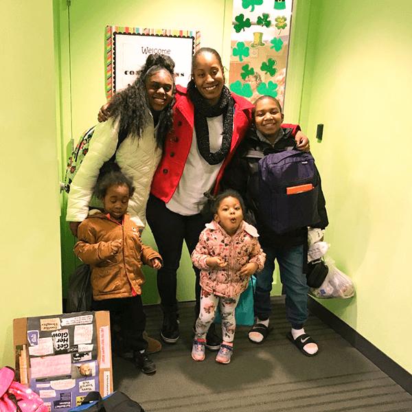 rapid reunification foster families