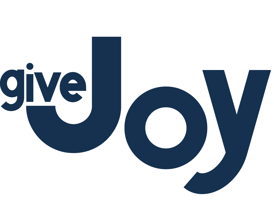 Give Joy Logo dark blue 1
