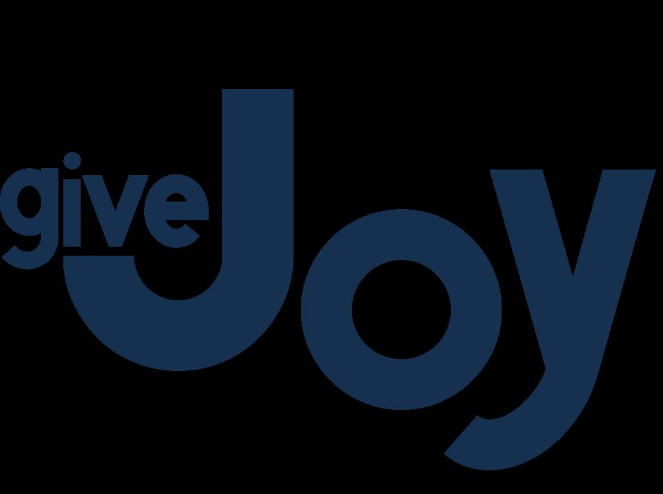 Give Joy Logo dark blue 1