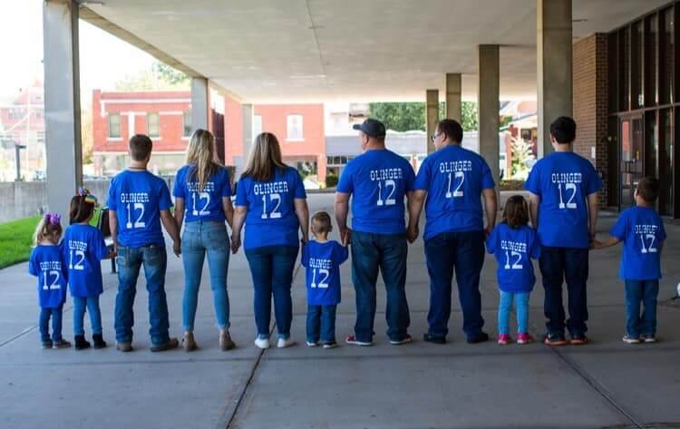 November Foster Family of the Month