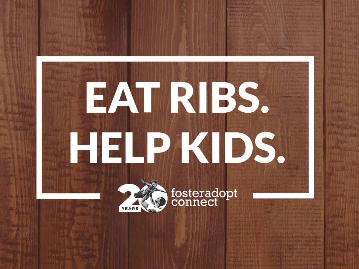 EatRibsHelpKids